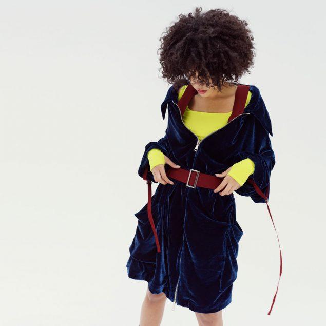 aurora-de-matteis-urban-couture-limited-edition-velvet-short-convertible-coat